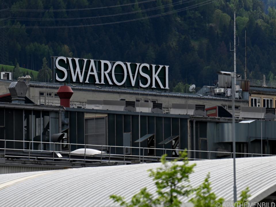 Bei Swarovski wird erneut Personal abgebaut