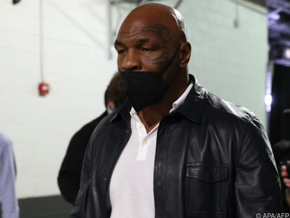 Boxer Mike Tyson begibt sich in die Modewelt