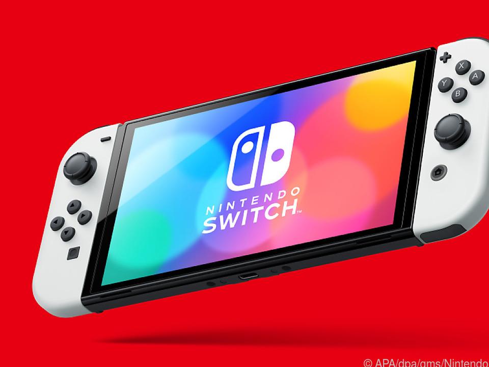 Die neue Switch-Generation hat eine schmalere Displayeinfassung