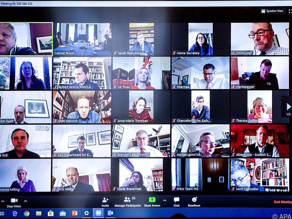 Corona hat das Geschäft mit Zoom-Videokonferenzen stark angetrieben