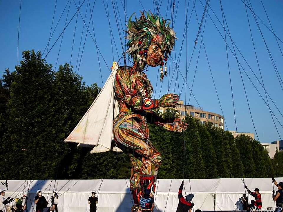 Das Nippon Festival zeigt Kunst und Kultur des Landes