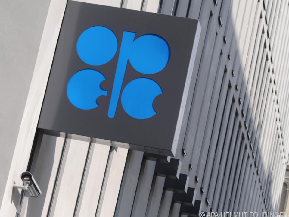 Das OPEC-Gebäude in der Wiener Innenstadt