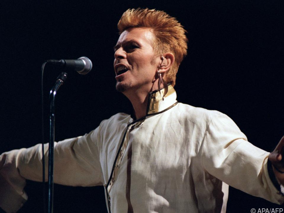 David Bowie hat seine Strahlkraft auch nach seinem Tod nicht verloren