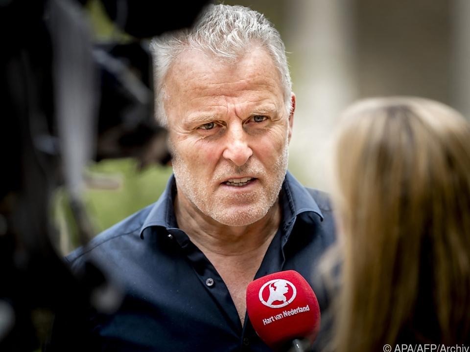 De Vries erlag seinen schweren Verletzungen