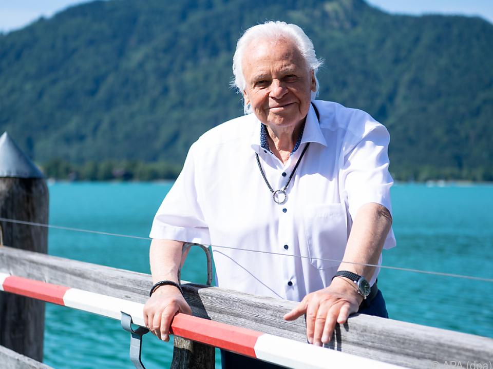 Der Koch wurde an seinem 80. Geburtstag in Salzburg geehrt