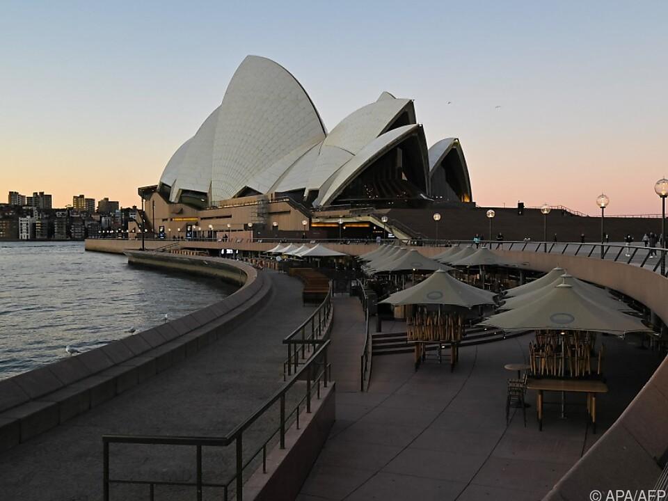 Der Lockdown in Sydney könnte verlängert werden