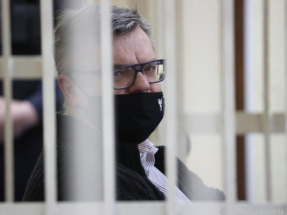 Der Oppositionspolitiker wurde wegen Korruption verurteilt