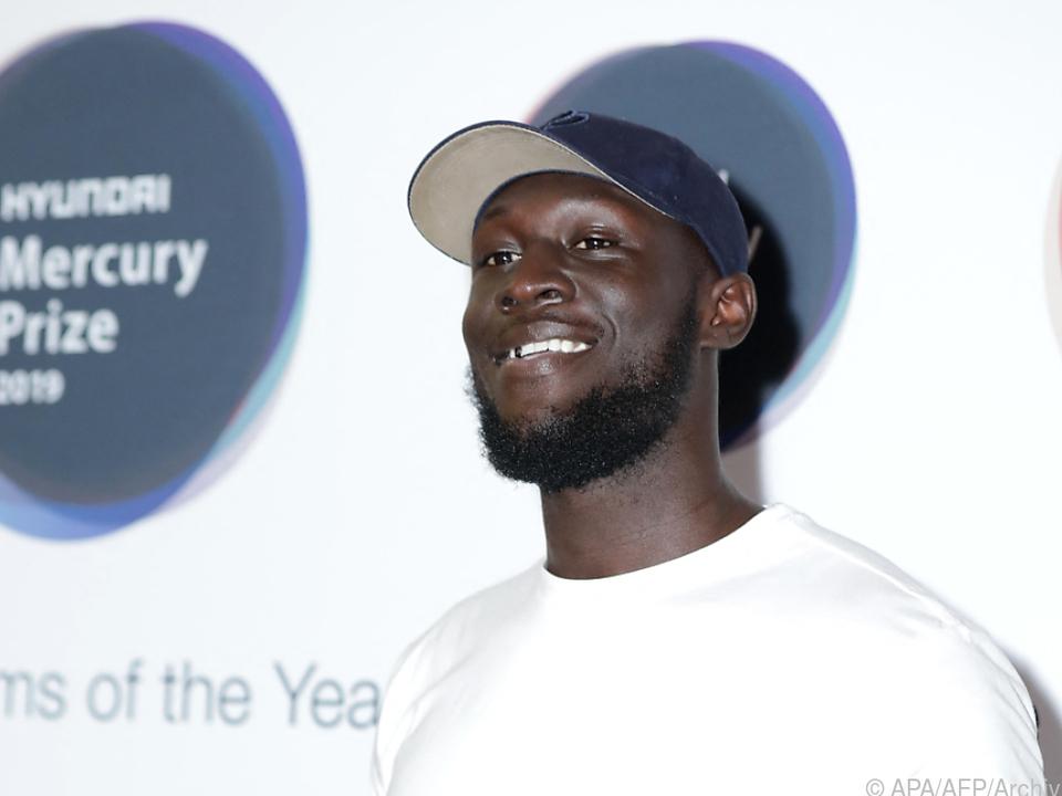 Der Rapper begann vor drei Jahren mit der Förderung
