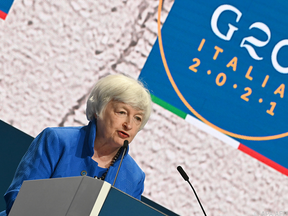 Die erste Säule der Reform könnte laut Yellen länger dauern