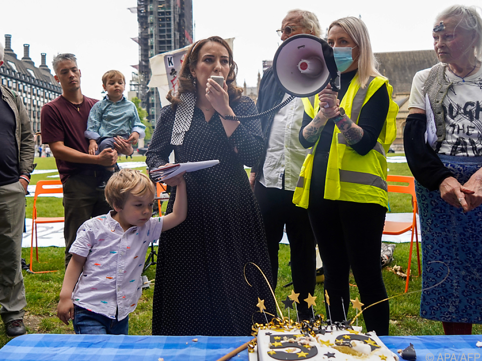 Die Gruppe forderte die Freilassung des 50-Jährigen