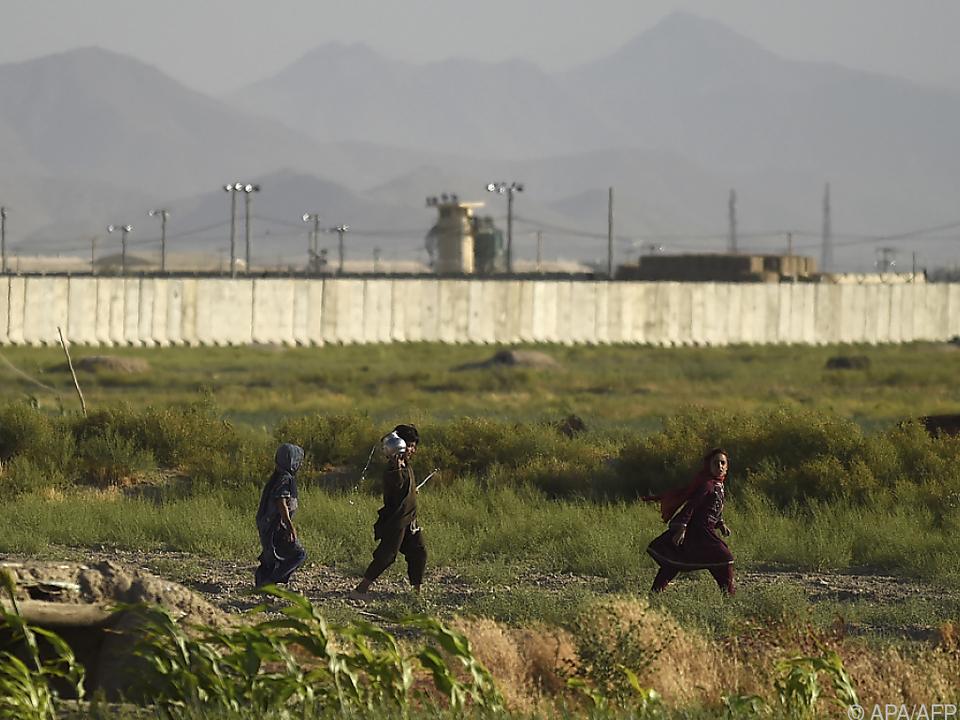 Die internationale Militärpräsenz in Afghanistan ist bald Geschichte