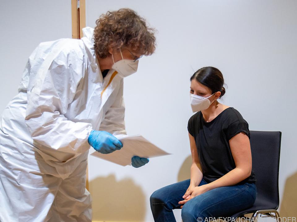 Die Schwazer-Durchimpfung hatte positive Ergebnisse zur Folge