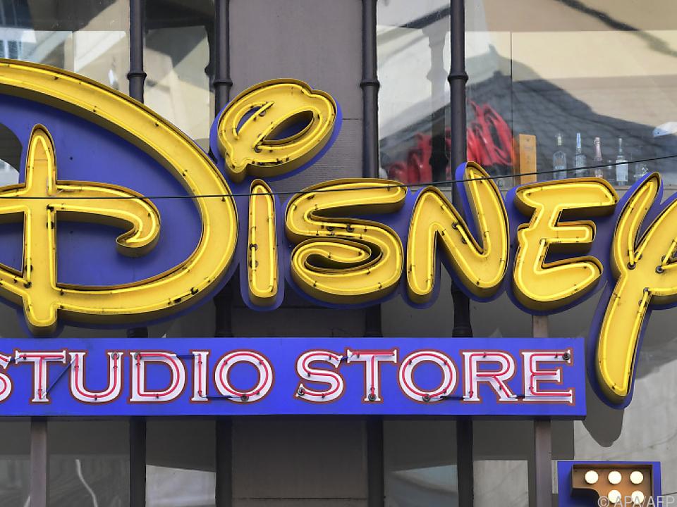 Disney beschäftigt zehntausende Menschen in Handel und Themenparks