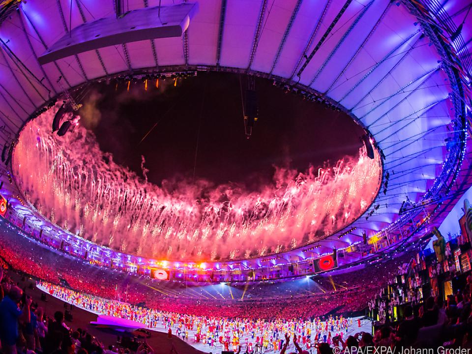 Eine Eröffnungsfeier wie 2016 in Rio wird es in Tokio nicht geben