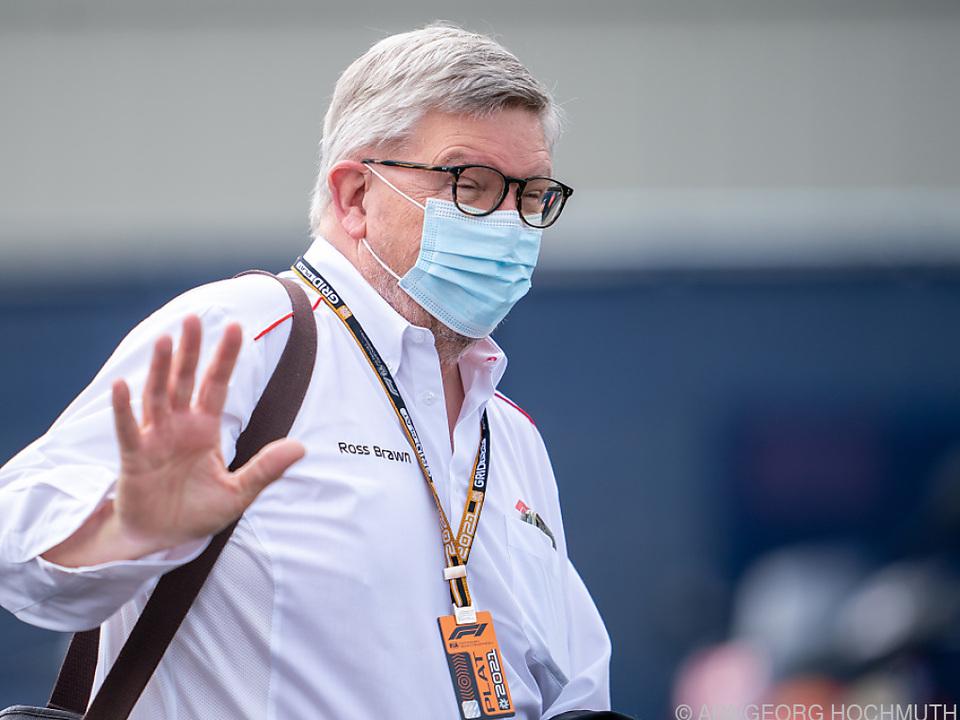 Einer der Schmiede des neuen Autos: Formel-1-Direktor Ross Brawn
