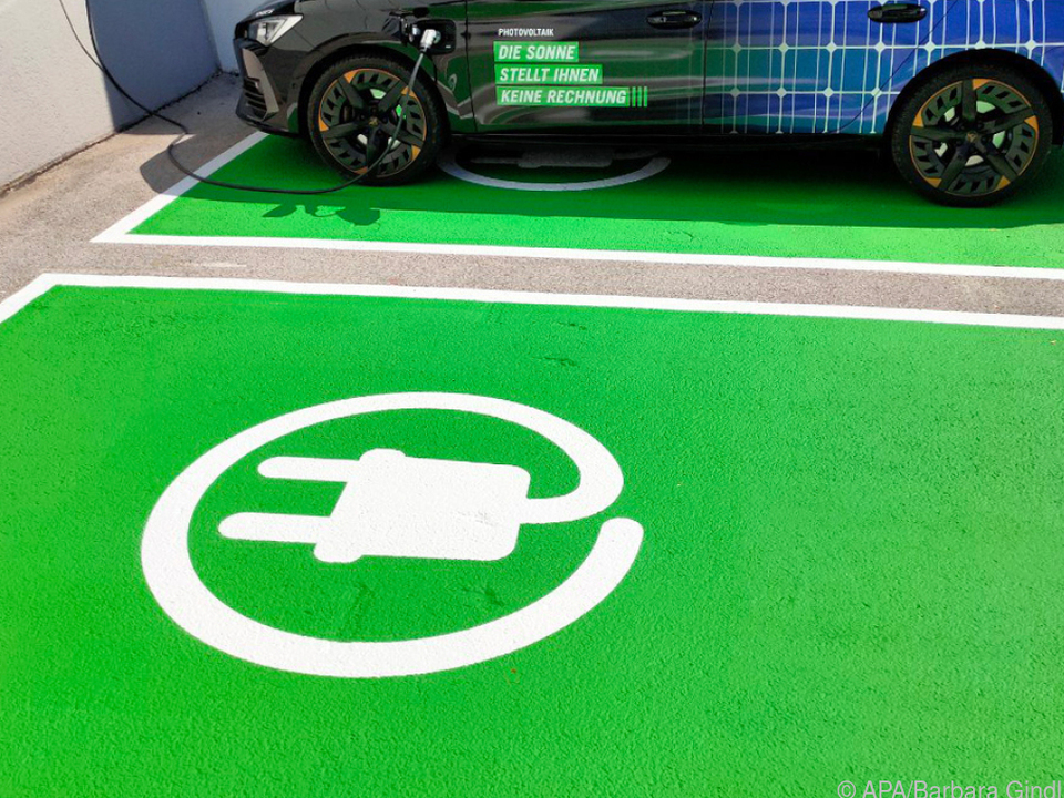 Elektroautos gewinnen bei den Neuzulassungen an Fahrt