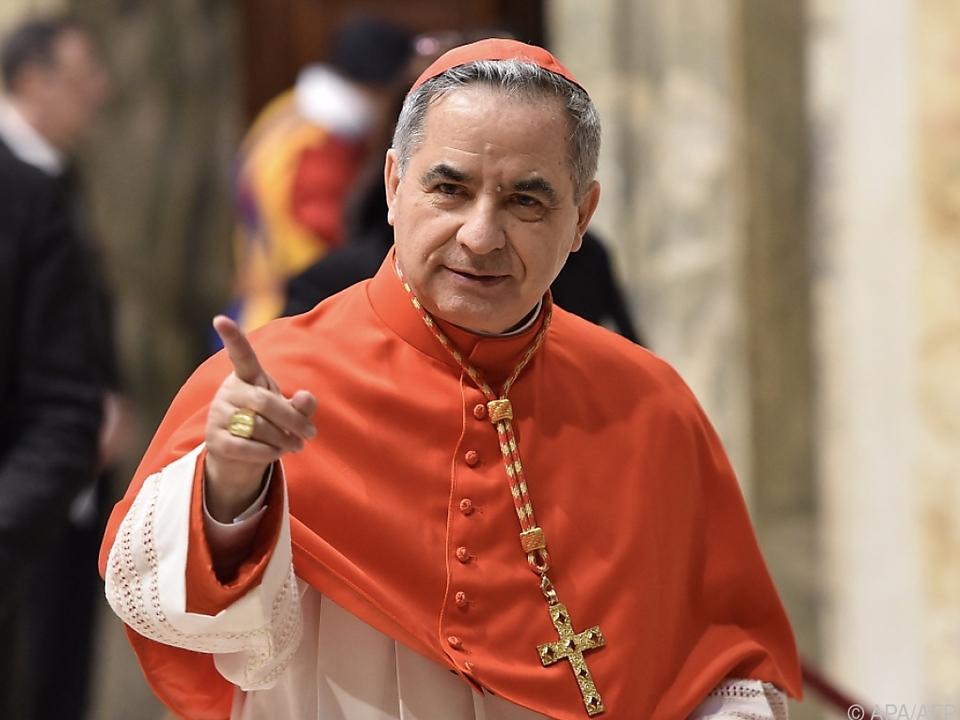 Erstmals steht mit Kardinal Becciu ein Kardinal vor Gericht