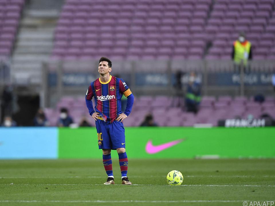 Es schaut nach einem Happy End von Messi in Barcelona aus