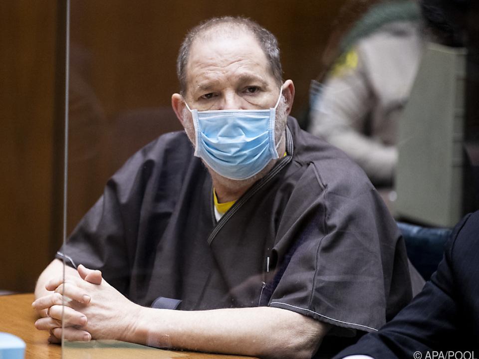 Ex-Filmproduzent Weinstein vor Gericht in Los Angeles