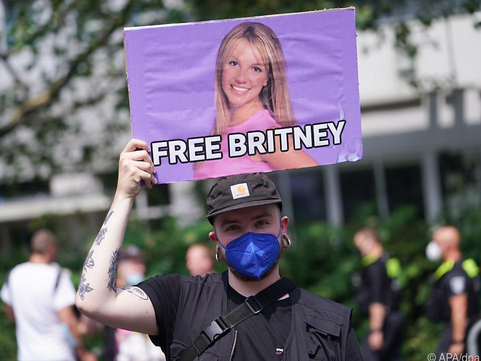 Fans halten zu Britney Spears