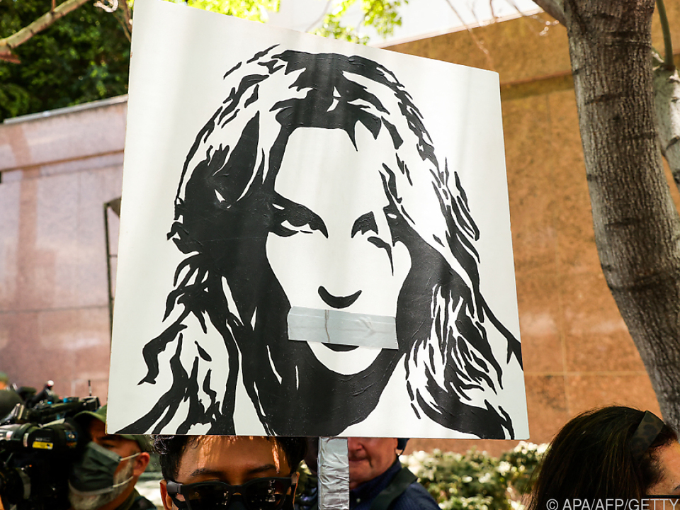 #FreeBrintey-Petition fordert Ende der Vormundschaft Spears\'