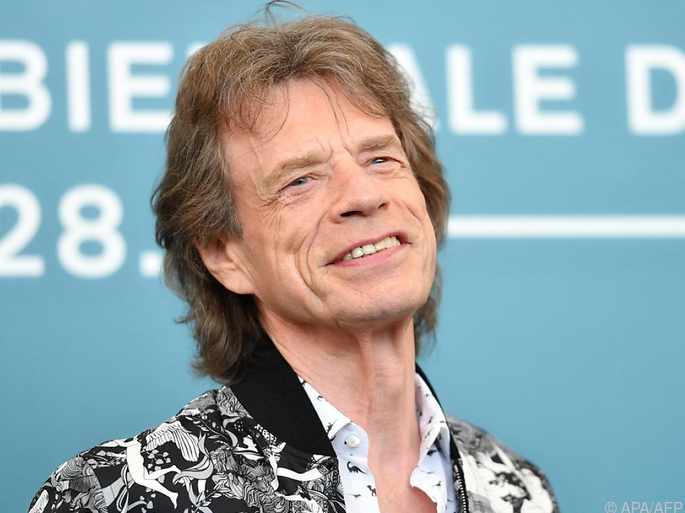 Für Mick Jagger geht es bald wieder zurück auf die Bühne