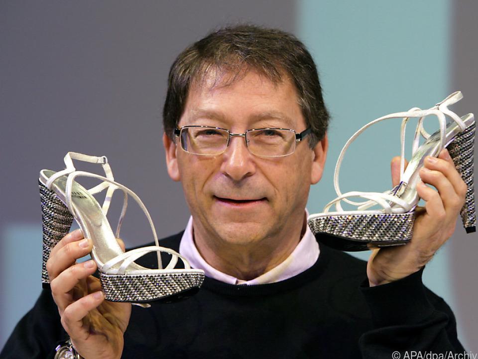 Für Weitzman sind Schuhe seine \