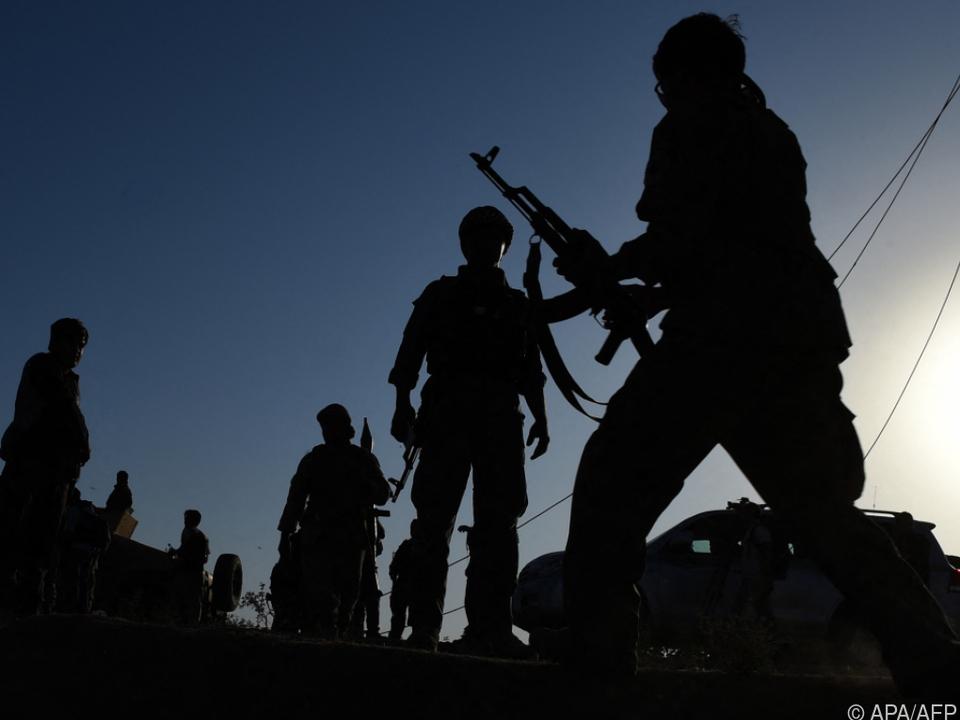 Gefechte in mehreren Provinzen Afghanistans