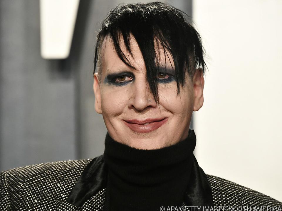 Gegen Manson lag ein Haftbefehl vor