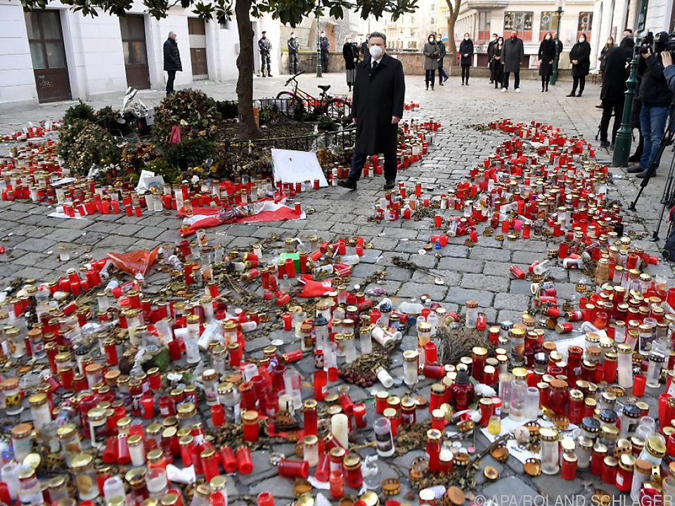 Gesetzliche Folgen des Terroranschlags von Wien