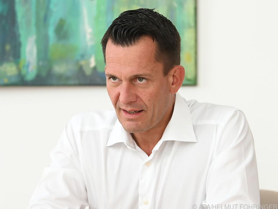 Gesundheitsminister Mückstein im Interview