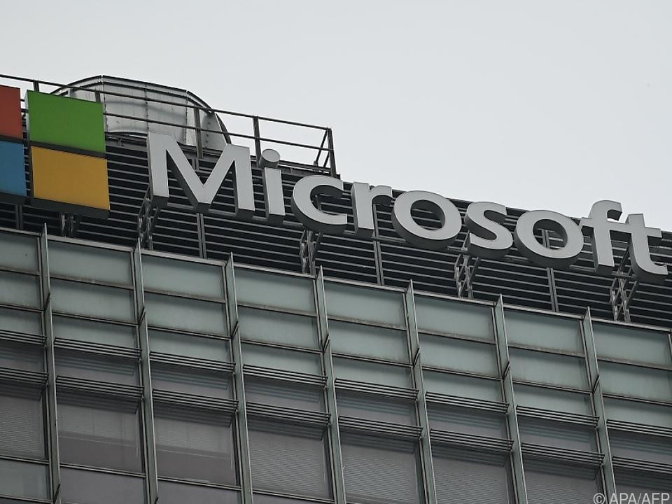 Gute Cloud-Geschäfte für Microsoft