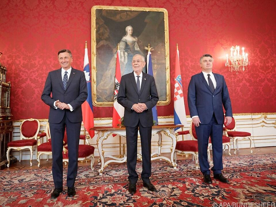 Im Vorjahr fand das Treffen in Wien statt