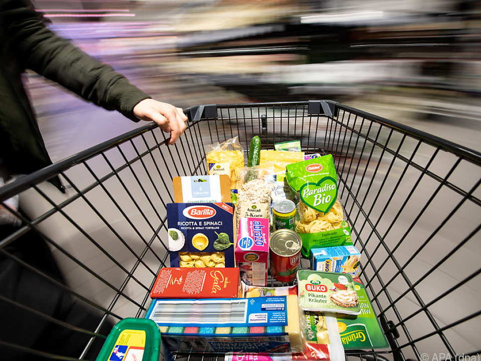 In Österreich lag die Inflationsrate im Mai bei 2,8 Prozent.