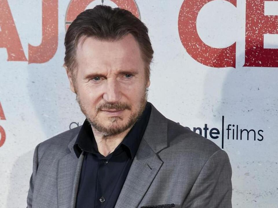 In seinem neuen Film spielt Neeson gemeinsam mit seinem Sohn