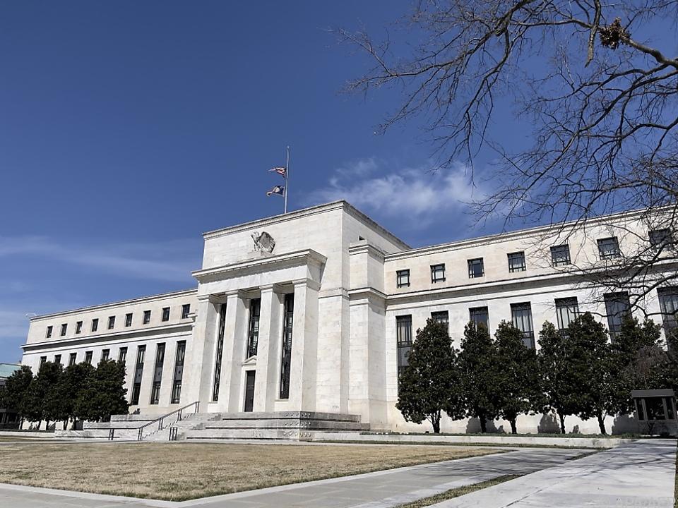 Inflationsrate über Ziel der US-Zentralbank Fed hinausgeschossen