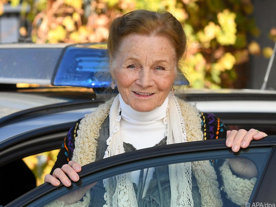 Ingrid Fröhlich wurde 81 Jahre alt