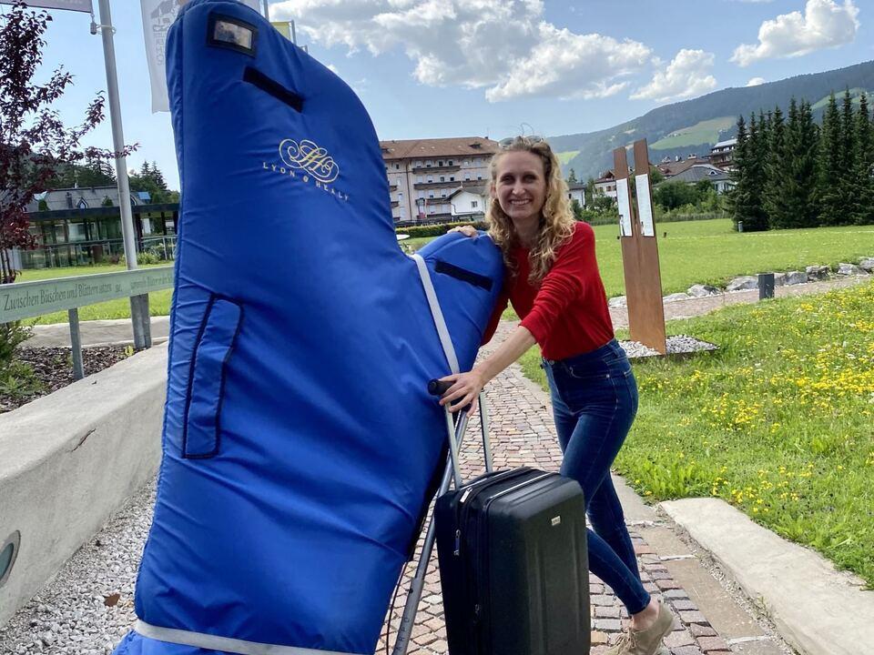 Isabel Goller auf Reisen_ Klingende Kilometer
