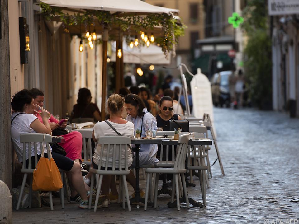 Italien verlangt künftig den Grünen Pass als Zutrittsbescheinigung