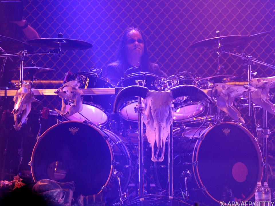 Jordison galt als einer der einflussreichsten Metal-Schlagzeuger