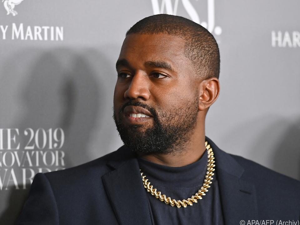 Kanye West präsentierte sein zehntes Studioalbum