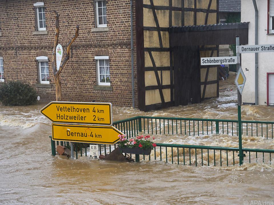 Landkreis Ahrweiler betroffen
