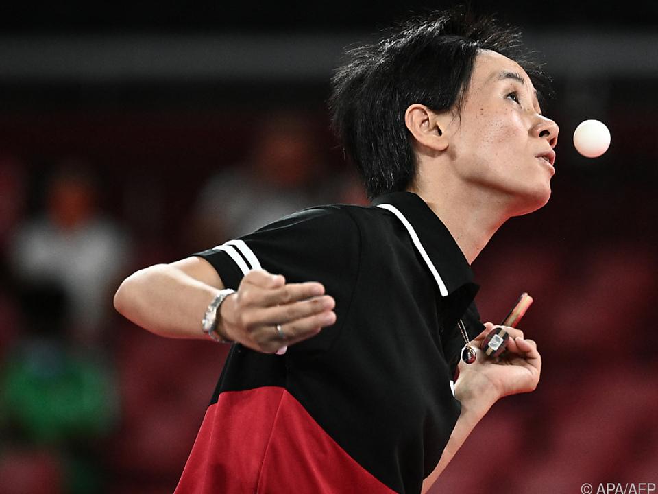 Liu Jia erlitt im Achtelfinale erneut einen Bandscheibenvorfall