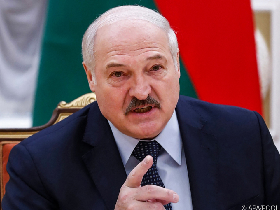 Lukaschenko schließt Grenze