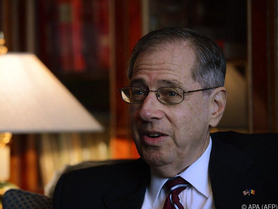 Mark Gitenstein war US-Botschafter in Rumänien