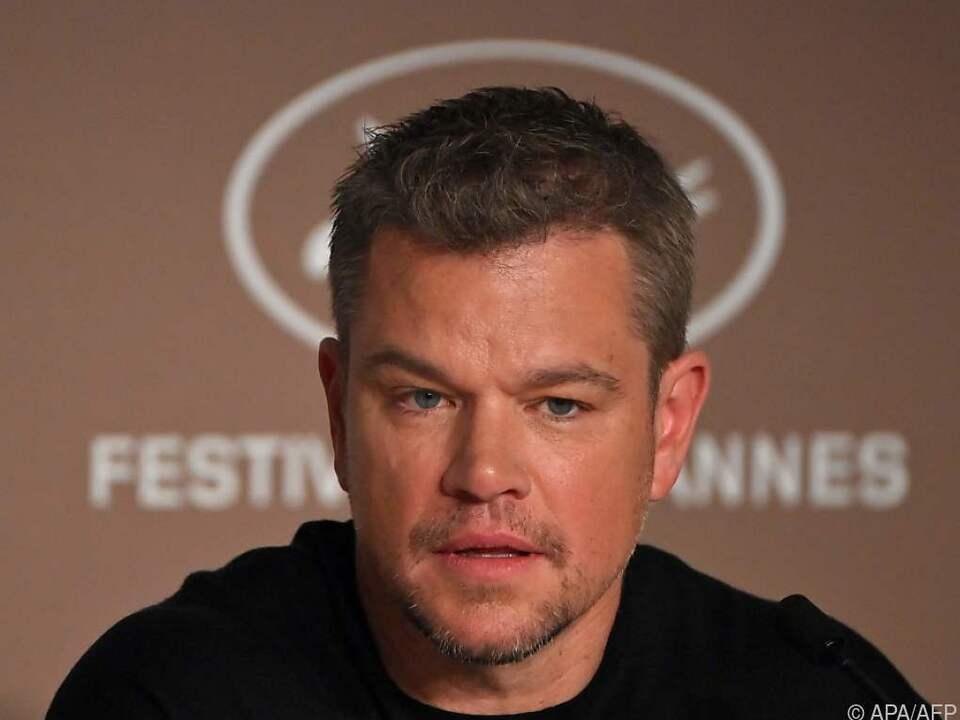 Matt Damon wird sich als Ritter mit Adam Driver messen