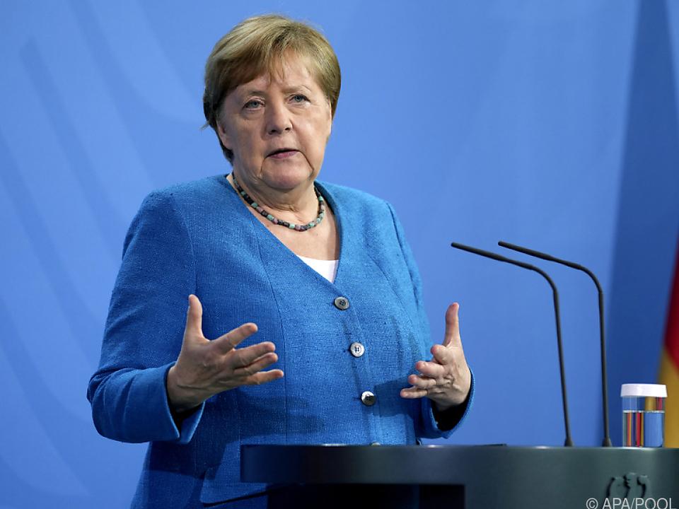Merkel äußert sich nach Westbalkan-Gipfel in Berlin