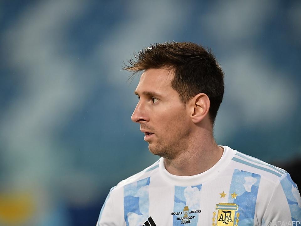 Messi hat einige \