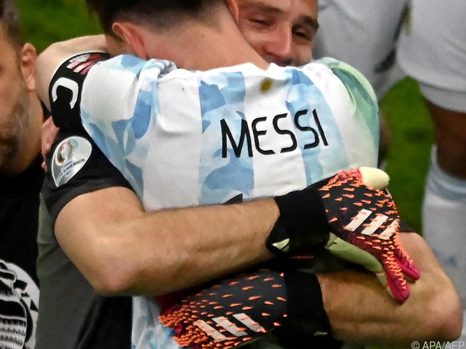 Messi will endlich über großen Titel jubeln