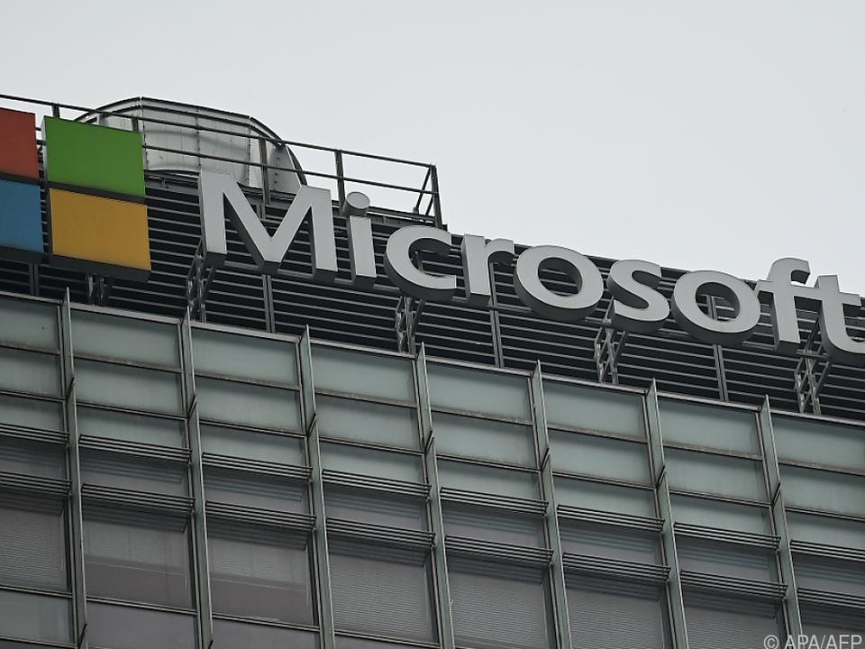 Microsoft wurde zum Ziel von Cyber-Attacke